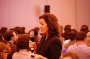 Rita Speaking at Rocky Mountain Dental Convention