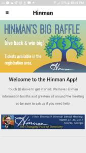 Hinman App